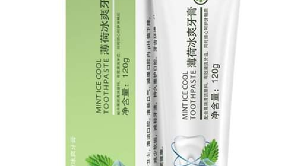 Mint Icy Toothpaste